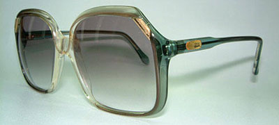 Винтажные очки (7 фото)