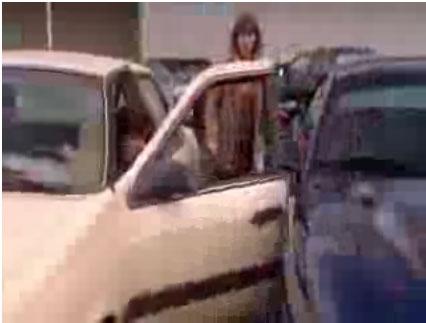 Парковка по-женски