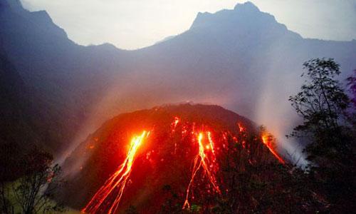 Какие бывают вулканы фото 323-561