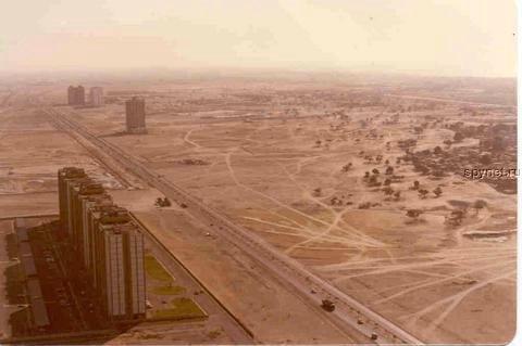 Как развивалось Дубаи (23 фото)