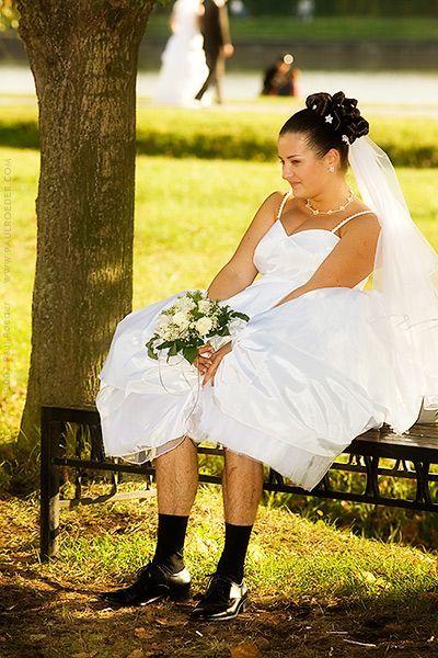 Фото самых нелепых свадеб