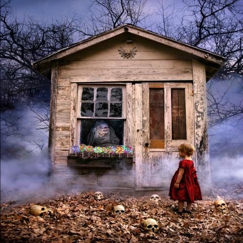 Детские страхи (18 фото)