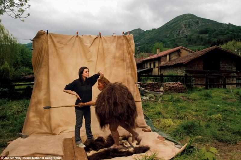 Павлов говорит, что новое открытие, если все же найдет подтверждение их вывод относительно неандертальского