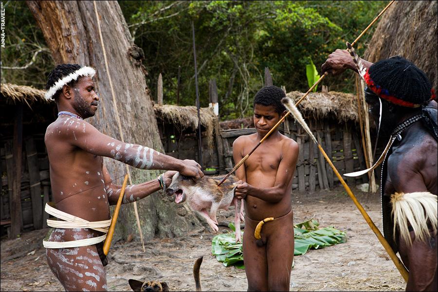 Сексуальные девушки из диких племен78