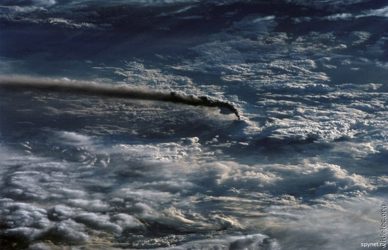 Извержения вулканов (83 фото)