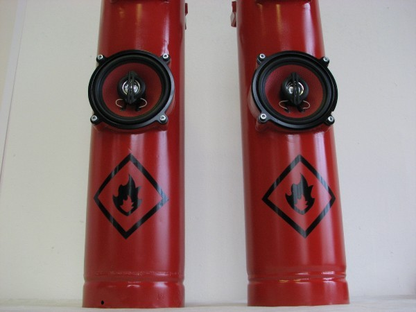 Что можно сделать из обычных огнетушителей (43 фото)