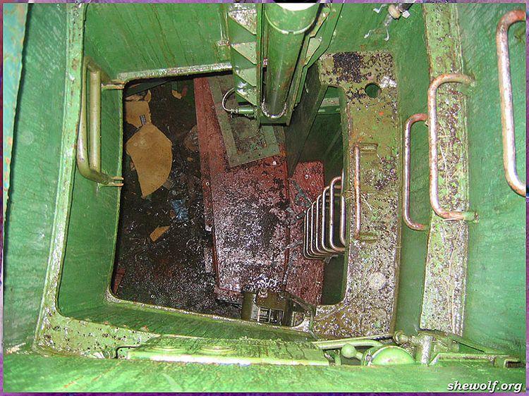 Заброшенный ядерный щит (11 фото)