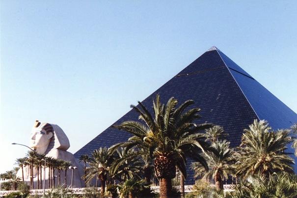 37. Luxor Hotel & Casino (Las Vegas, United States)