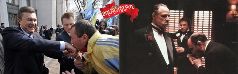 Ассоциации украинских политиков (10 фото)