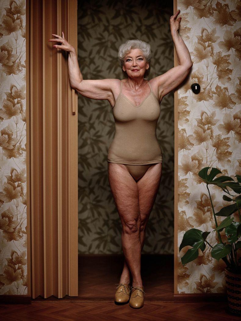 Фото секси бабушки 16 фотография
