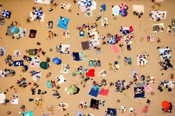Земля. Вид сверху (68 фото)