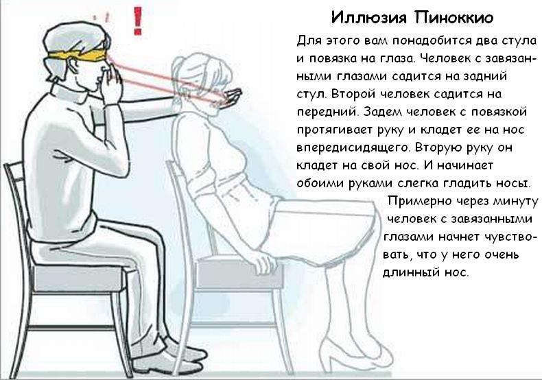 Как обмануть человеческий мозг (5 способов)