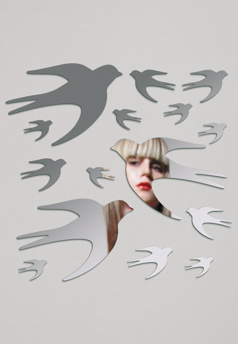 Креативные зеркала (12 фото)