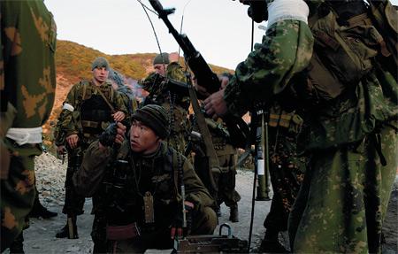 Русский спецназ (фильм, 2 2г ) (приквел