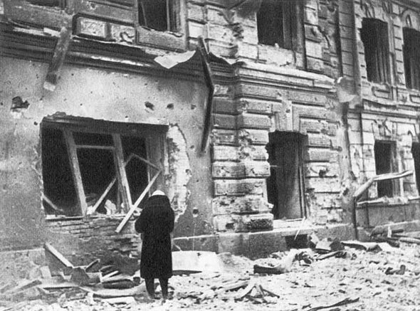 Блокада Ленинграда (31 фото)