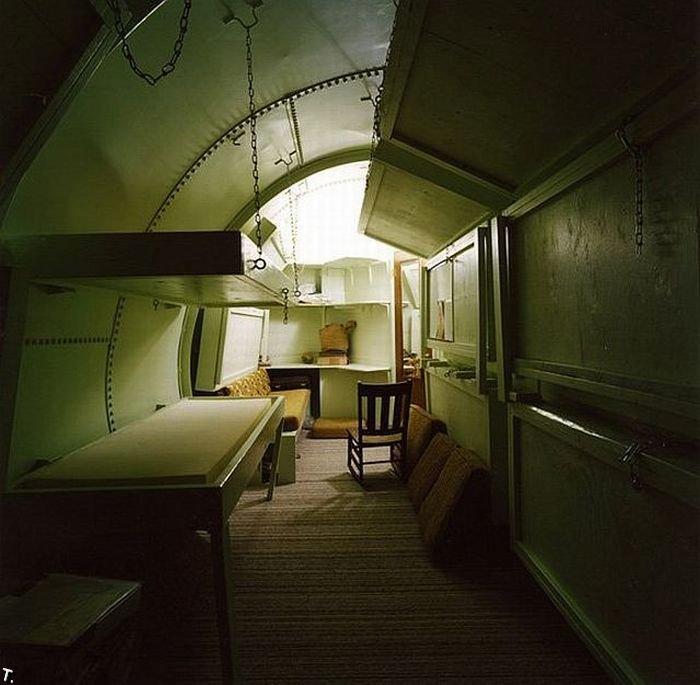 Американские частные бомбоубежища (19 фото)