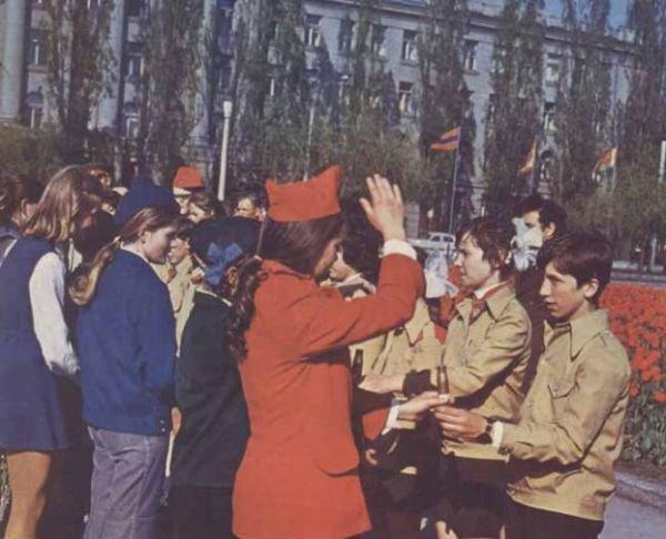 Urss 70 epoca dorada fotos + La celebración del 60 de aniversario de la Urss + Final  Sssr_30