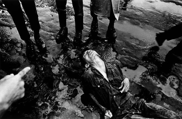 """То, что на самом деле снято - из книги """"Vietnam Inc."""" by Phillip Jones Griffiths (28 фото)"""