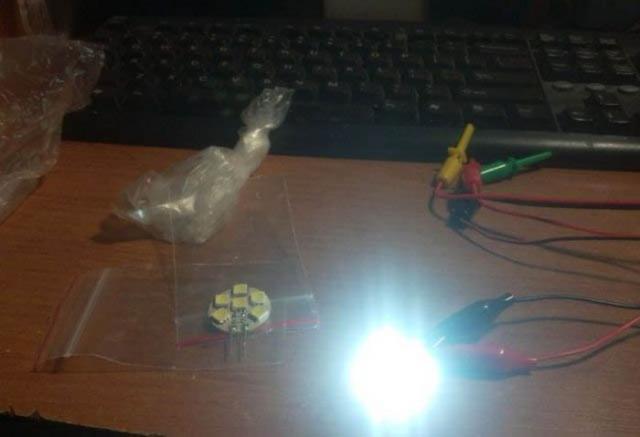 Сделать светодиодные фары своими руками