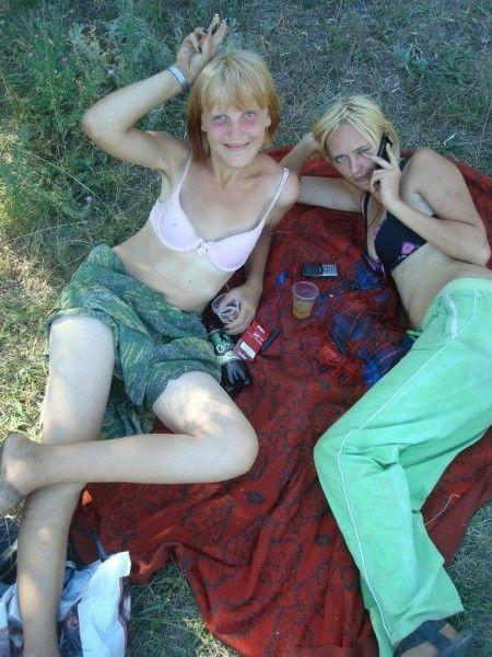 Пьяные бабы деревенские фото 9154 фотография