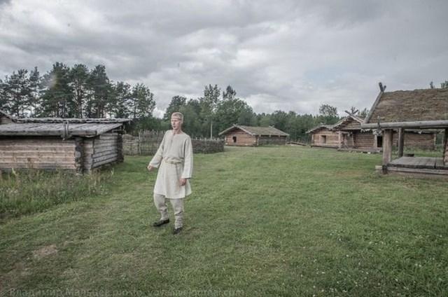 Интимное веселье в русской деревне фото 136-229
