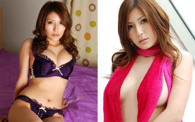 Фото порнозвезд японии