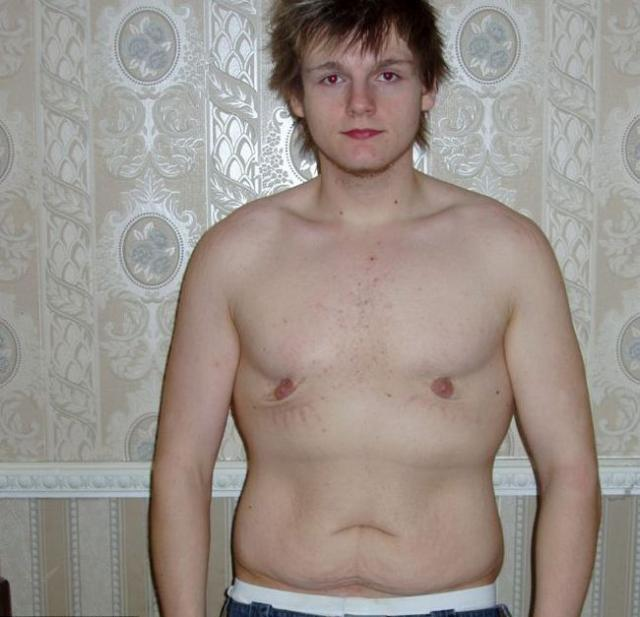 как похудеть парню в 23 года