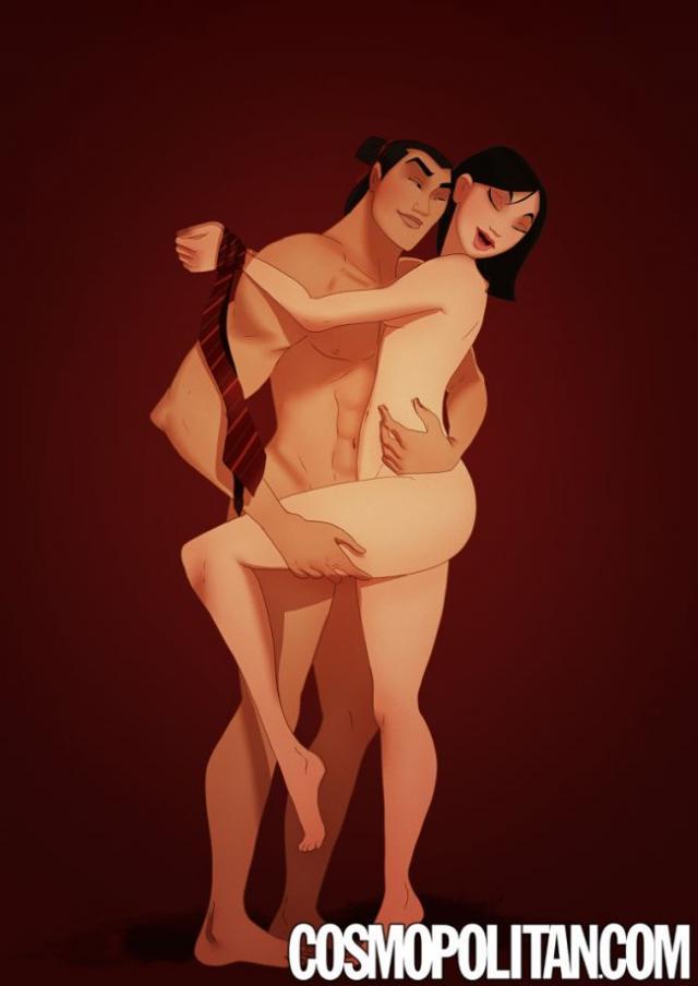 Эротические картинки диснеевских персонажей 23 фотография