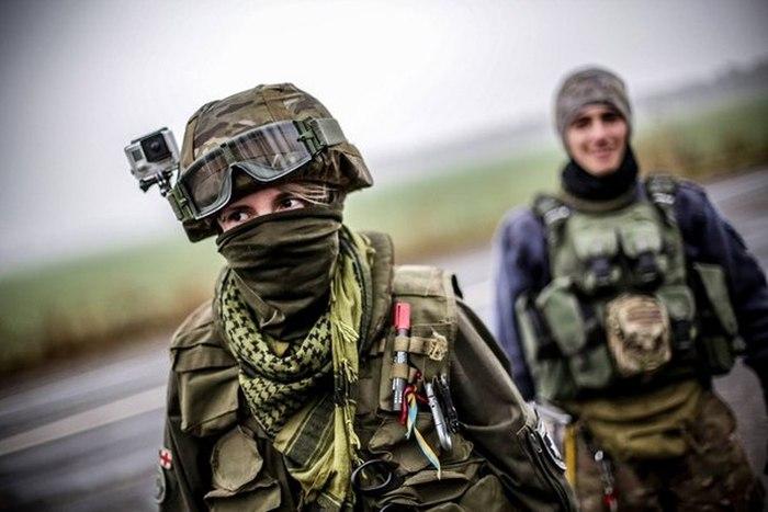 «Ведьмы» в Донбассе