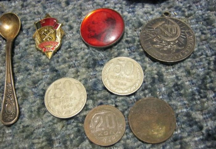 Находки на чердаках и подвалах программа для монет