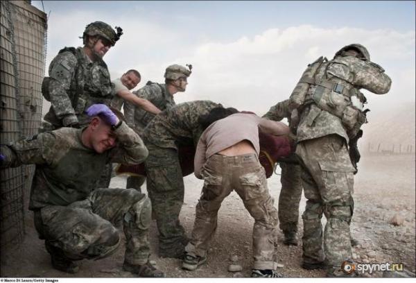 Война в Афганистане (35 фото)