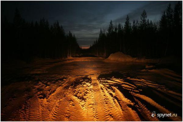 Наихудшая дорога в мире (20 фото)