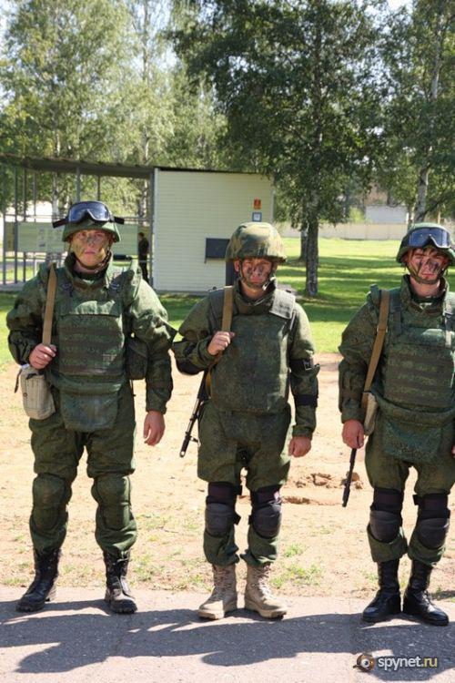Новая военная форма от Юдашкина (28 фото)