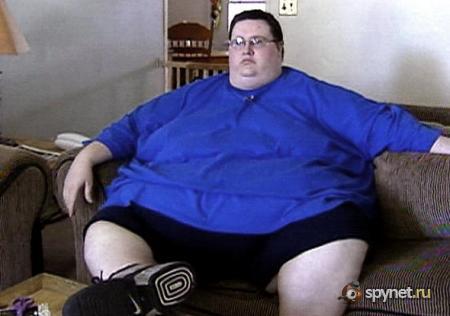 Дэвид Смит похудел на 186 кг (28 фото)