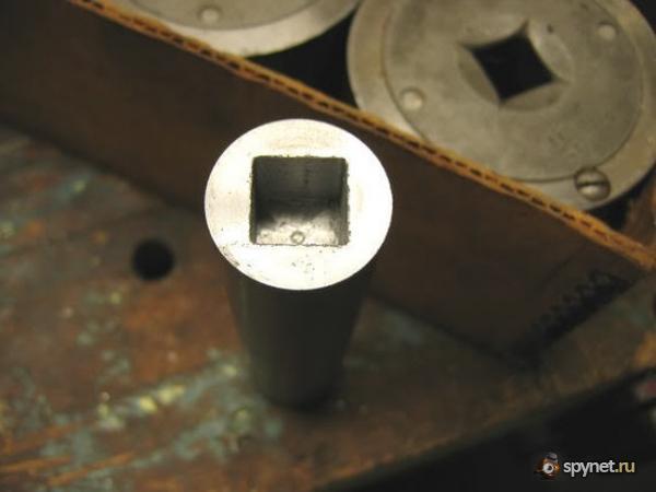 Чем сверлят квадратные отверстия (4 фото +1 гифка)