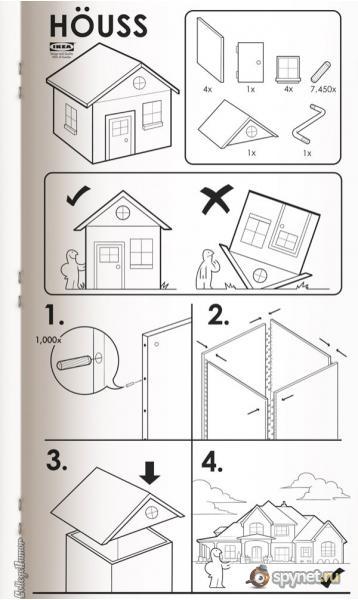 Сборка чего угодно от IKEA