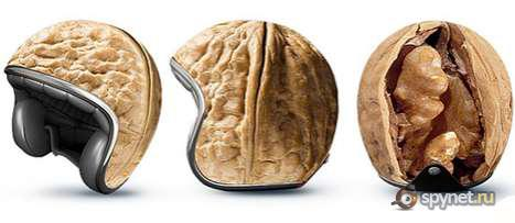 Подборка оригинальных шлемов.