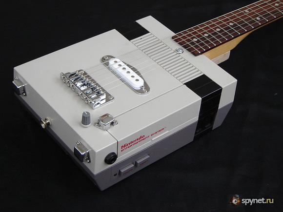 NES Electric Guitar