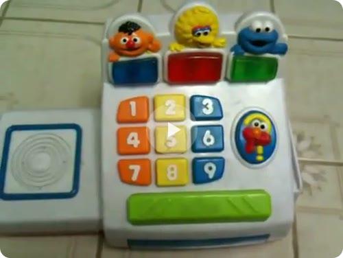 Детская игрушка и Rammstein