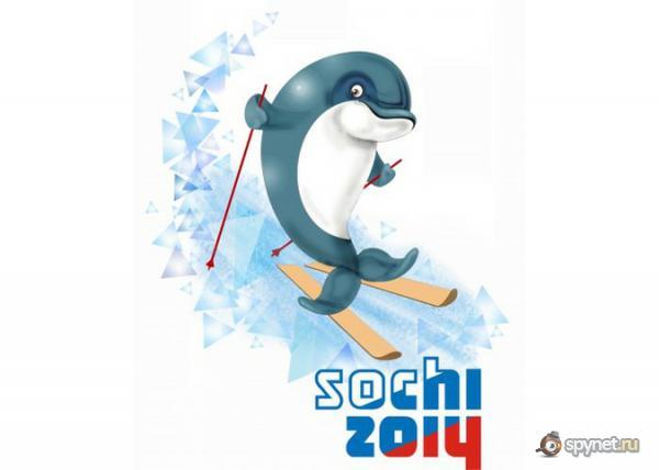 10 талисманов олимпиады в Сочи 2014 (10 рисунков)