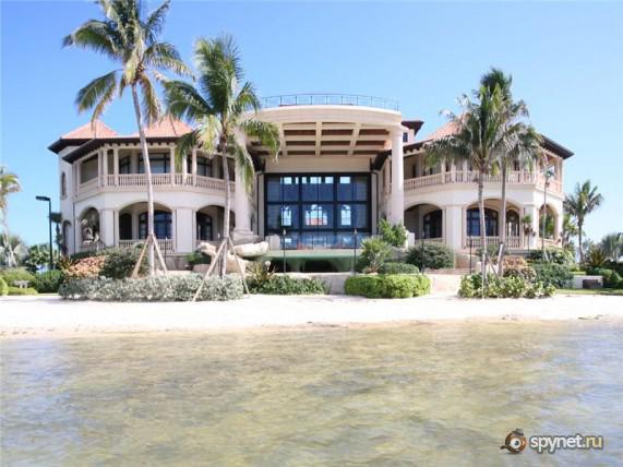 Роскошный особняк Castillo Caribe на юге Каймановых островов (35 фото)