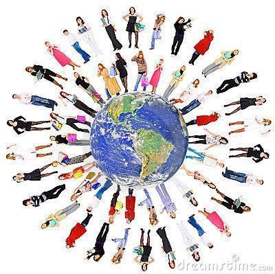 Что объединяет всех людей планеты?