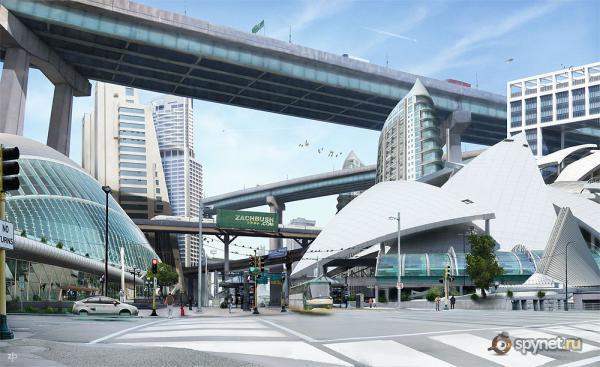 Города будущего(29 фото)