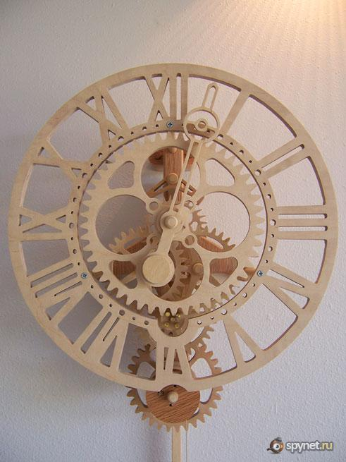 Как сделать часовой механизм
