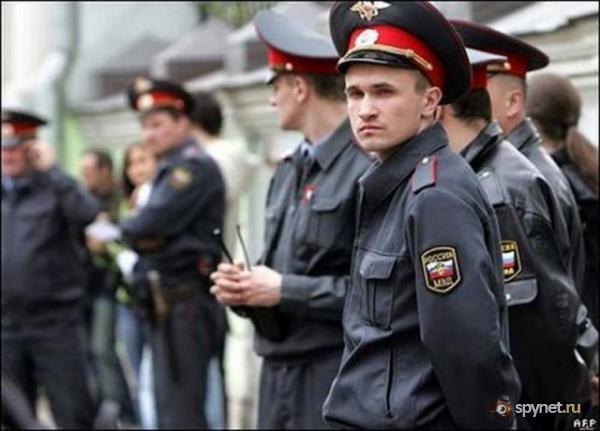 """Изменения в законопроекте """"о полиции"""""""