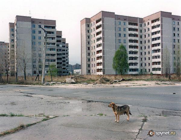 Города призраки украины