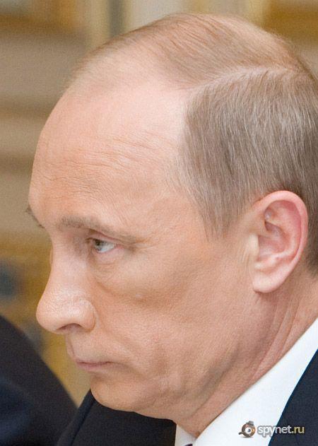 Кто поставил Путину фингал?