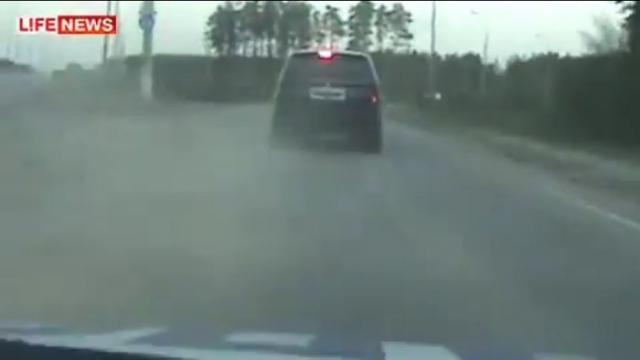Погоня полиции со стрельбой за BMW X5 (9 фото+видео)