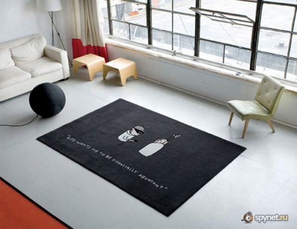 Дизайнерский подушки
