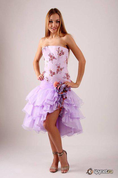 Необычно красивые платья 25 фото